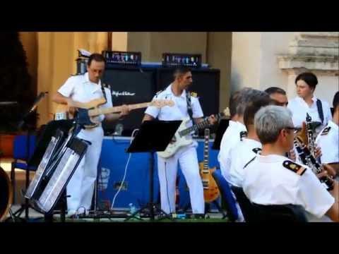 Another brick in the wall - Pink Floyd - Banda della Marina Militare