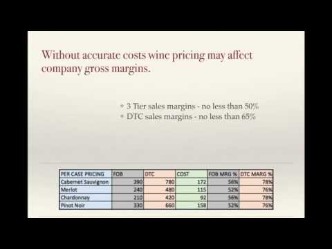 Winery Finance & Operations Webinar featuring Cynthia Beebout