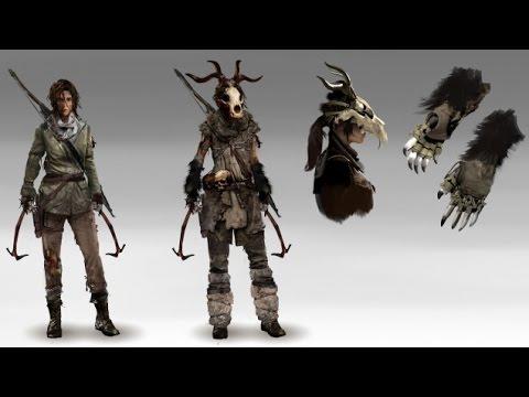 Rise Of The Tomb Raider - Baba Yaga - Witches Wardrobe - Achievement [10G] (XBox One/PC)