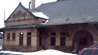 Coraopolis (PA) United States  city photos gallery : Abandoned P & LE Train Station Needs help! Coraopolis Pittsburgh Pennsylvania