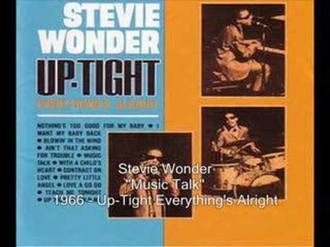 Tekst piosenki Stevie Wonder - Music Talks po polsku