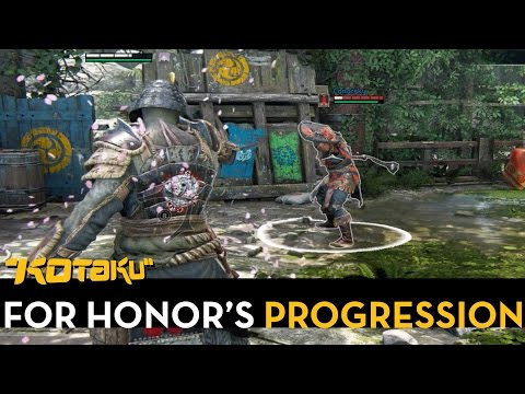 For Honor Is Basically A Fighting Game (видео)