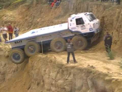 Tatra 813 8X8 Truck Trial part 3