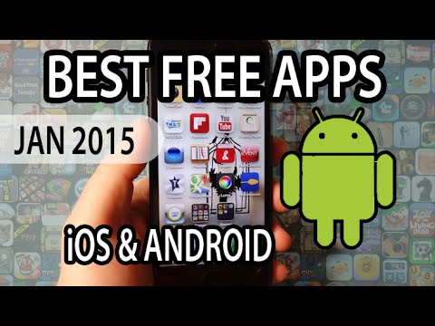 BEST FREE APPS (GAMES) OF JANUARY 2015