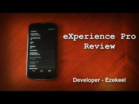 Video of eXperience Pro