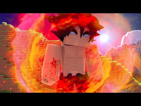 Chipart - Minecraft: DRAGON BALL ???????? #4 - KAIOKEN MELHOR QUE SUPER SAIYAJIN !! ‹ Ine ›