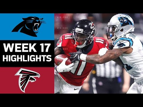 Video: Panthers vs. Falcons | NFL Week 17 Game Highlights