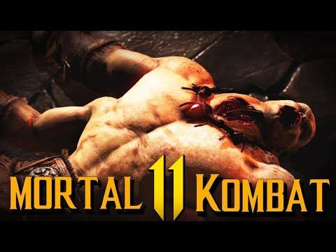 What Happens to Goro In Mortal Kombat 11??