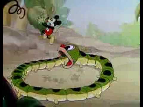 mickey mouse - topolino giardiniere