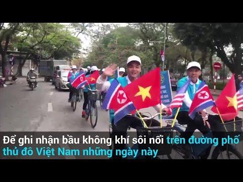 Thượng Đỉnh Mỹ-Triều Ở Hà Nội Tràn Ngập Trên Twitter - Thời lượng: 2 phút, 8 giây.