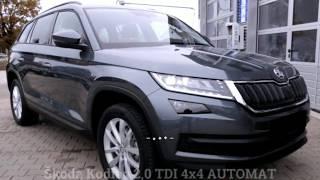 Škoda Kodiaq 2,0 TDI 4x4 AUTOMAT