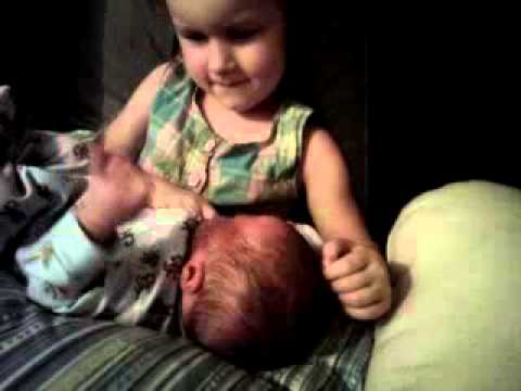 brother Teen girl breastfeeding