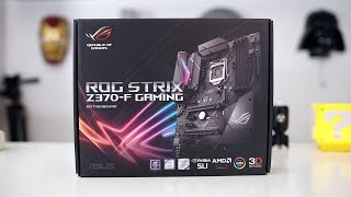 Asus Z370-F The Best Gaming Motherboard Under $200?