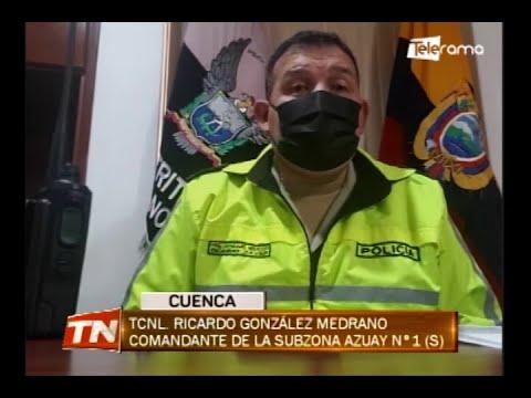 Tcnl. Ricardo González Medrano
