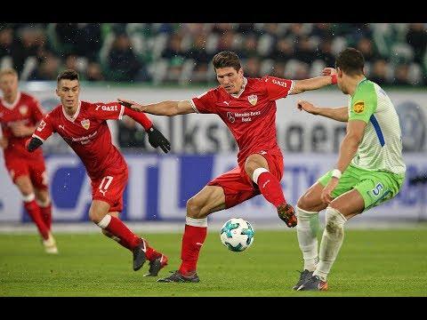 VfB Stuttgart gegen VfL Wolfsburg: Spielrückblick