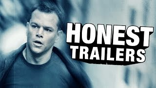 Video Honest Trailers - The Bourne Trilogy MP3, 3GP, MP4, WEBM, AVI, FLV Februari 2019