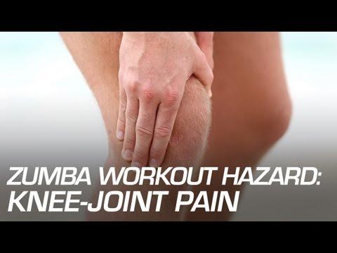 Zumba Workout Hazard: Knee-Joint Pain