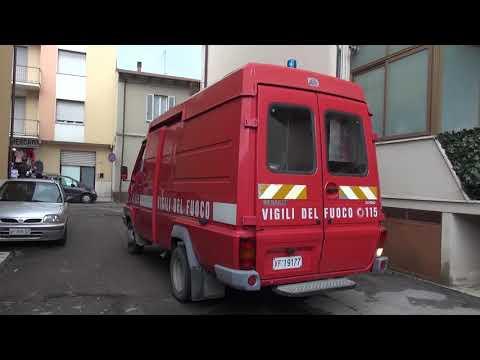 Crolla parte di un tetto in via Vezzosi ad Arezzo: nessun ferito