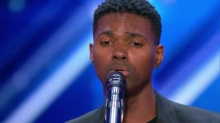 Video Johnny Blows Everyone Away With Whitney Houston Big Hit | Week 5 | America's Got Talent 2017 MP3, 3GP, MP4, WEBM, AVI, FLV Oktober 2018