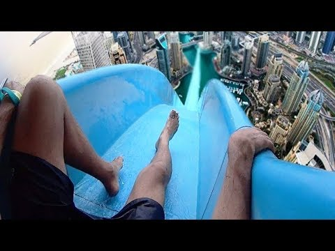 5 CRAZIEST Water Slides That Were SHUT DOWN!