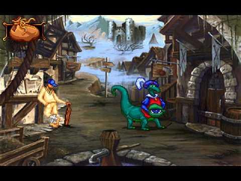Blazing Dragons #1