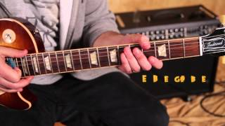 Beginner Slide Guitar Lesson Blues Slide Guitar Tuning - Where to Start