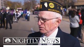 Waukegan (IL) United States  city photos : Waukegan, Illinois, and Towns Across America Remember Their Veterans | NBC Nightly News
