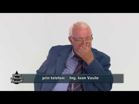 Seniorii Petrolului Românesc Marcel Rizea em2 30 06 2018