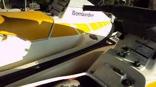 10. Sea Doo Bombardier Jet Ski DONATED Good Condition 6-26-13