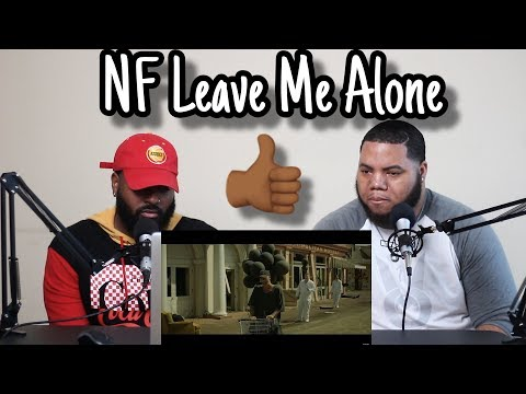 NF - Leave Me Alone (REACTION)