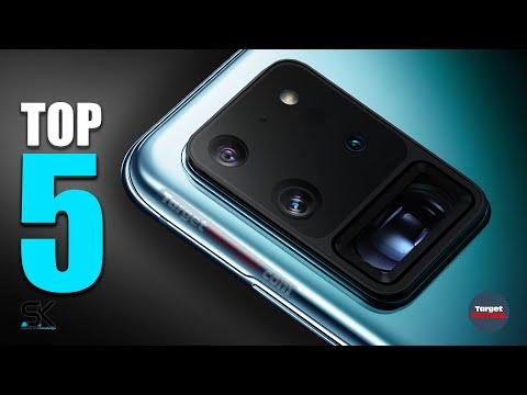 TOP 5 Best Flagship Mobile Phones 2020: new premium smartphones