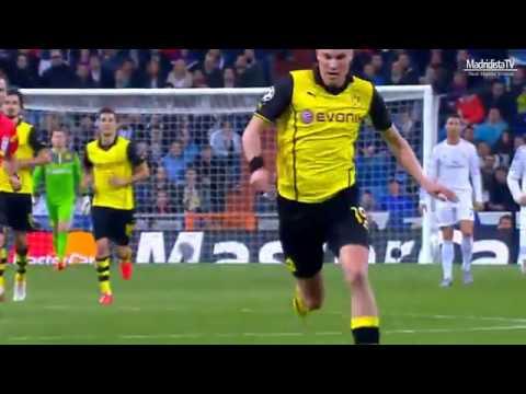 Real Madrid vs Borussia Dortmund 3-0 Full Highlights 2013-2014 HD