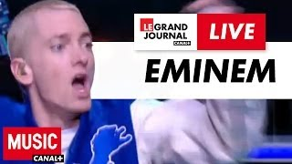 Video Eminem - Berzerk - Live du Grand Journal MP3, 3GP, MP4, WEBM, AVI, FLV Oktober 2017