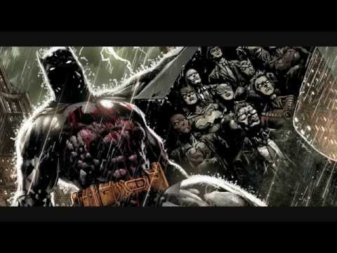 0 Comic Book Review: Batman Eternal #1 3