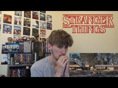 Stranger Things Season 1 Episode 7 - 'Chapter Seven: The Bathtub' Reaction