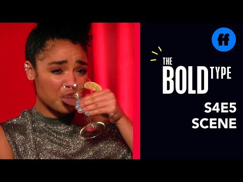 The Bold Type Season 4, Episode 5   Kat Worries That She's A Lesbian Stereotype   Freeform