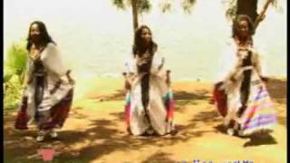 Traditional Amharic Music - Mekdes Mesfin-Ye Wollo