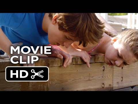 Dolphin Tale 2 Movie CLIP - Is There Something Under There? (2014) - Morgan Freeman Dolphin Drama HD