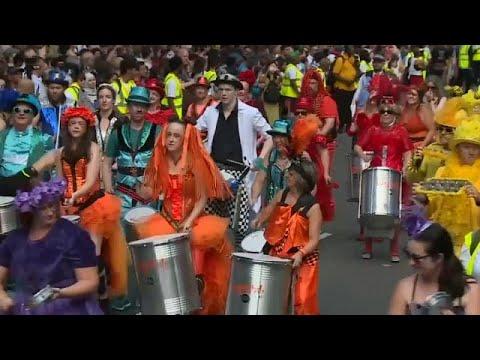 Καρναβάλι Νότινγκ Χιλ: Το μεγαλύτερο υπαίθριο πάρτυ της Ευρώπης…
