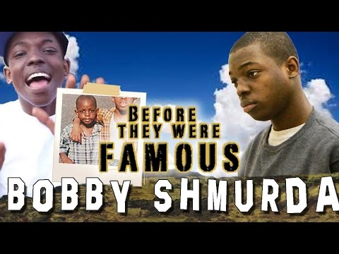 BOBBY SHMURDA | BEFORE THEY WERE FAMOUS @BobbyShmurdaGS9