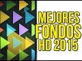 TOP 6 Mejores Fondos de Pantalla Para Android  - YouTube