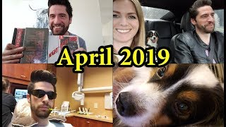 April 2019 - Journal/Vlog by Jeremy Jahns
