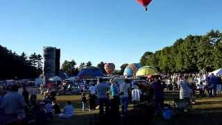 Glens Falls (NY) United States  city pictures gallery : Adirondack Balloon festival, upstate New York, Glens Falls, USA