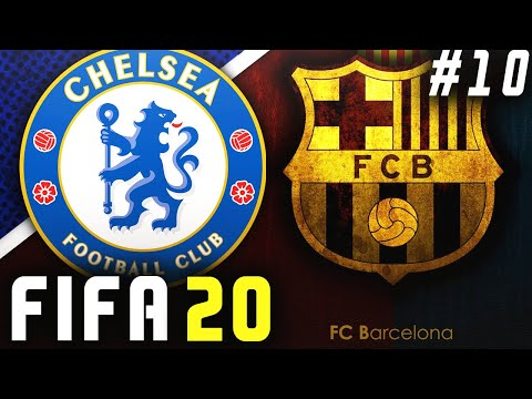 SIGNING A BARCELONA PLAYER!! - FIFA 20 Chelsea Career Mode EP10