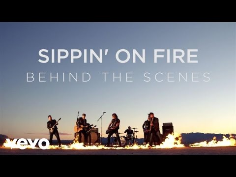 Florida Georgia Line – Sippin' On Fire (Behind The Scenes)