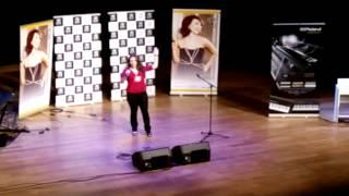 Video Natálie Nehasilová - Česko zpívá 2015 semifinále kategorie 15-26