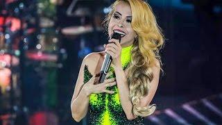 Joelma cantou 'Debaixo do Mesmo Céu' ao vivo na gravação do seu primeiro DVD solo, no Coração Sertanejo em Interlagos - SP.