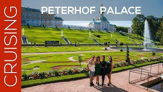 Peterhof Russia  city photos : DAY 46 - PETERHOF PALACE, RUSSIA