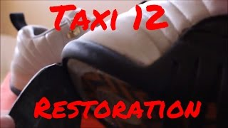 Today Tanner will restore a pair of 2004 Taxi 12s. He will show off a method for sole separation and repainting. Buy Shoe MGK here: http://shoemgk.com/ Remember to watch out for new videos weekly! Please Like, Comment and Subscribe for more content!