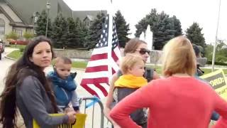 Bolingbrook (IL) United States  City new picture : Dump Trump, Bolingbrook Illinois